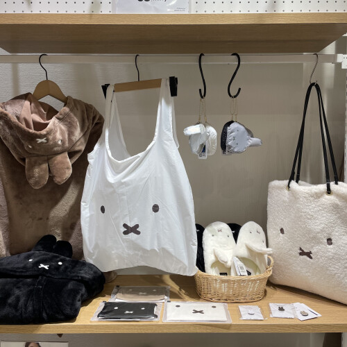 Index×miffy コラボ